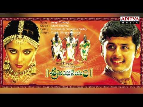 Sri Anjaneyam Telugu Movie   Avayi Tuvvayi Full Song