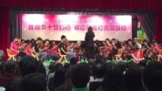 九龍塘官立小學 小提琴表演 05112016