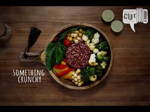 Eat in with Conscious Food Buddha Bowl