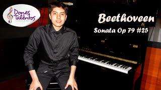 Sonata Op 79 #25   Beethoveen - Juan Pablo Albarracin