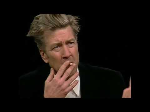 Awkward Charlie Rose Interviews - David Lynch