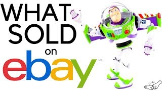 We made $680 selling used stuff on eBay...Here's How - Ralli Roots   What Sold