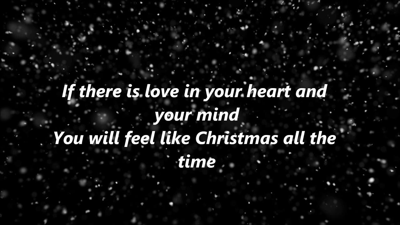Where Are You Christmas Lyrics.Faith Hill Where Are You Christmas