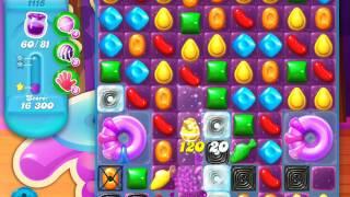 Candy Crush Soda Saga Level 1115 (5th version)
