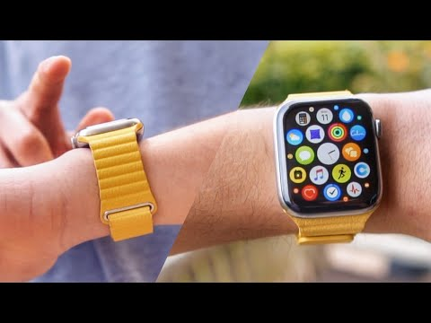 What's On My Apple Watch Series 5 [USEFUL APPS 2020]