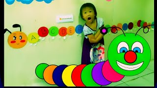 ABC game | FUN WITH ABC | Learning alphabet | Belajar ABC dengan Megan