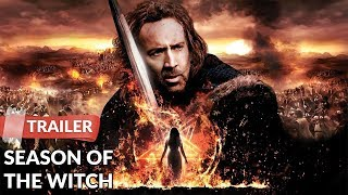Season of the witch 2011 14th-century knights transport a suspected to monastery, where monks deduce her powers could be source black plag...