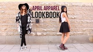 Lookbook: April Apparel