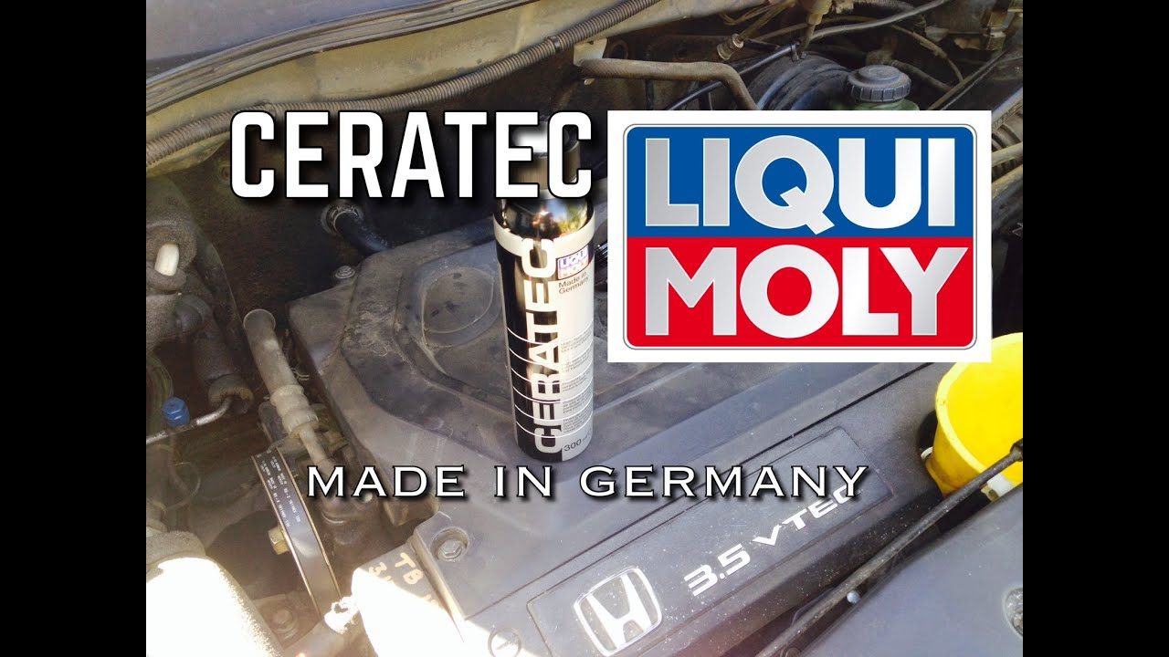 ceratec liqui moly bundys garage youtube. Black Bedroom Furniture Sets. Home Design Ideas