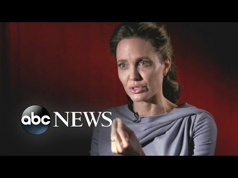 Angelina Jolie: Refugee Strength Should be 'Represented More'