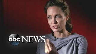 Angelina Jolie: Refugee Strength Should be 'Represented More'