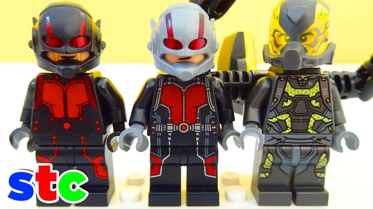 Marvel Ant Man Superheroes Hombre Hormiga Lego El VLMqSpUzGj