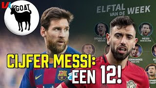 SULEY: 'Messi Kreeg Een 11 Van Een Krant Uit Madrid & Van Mij Krijgt Hij Een 12!'