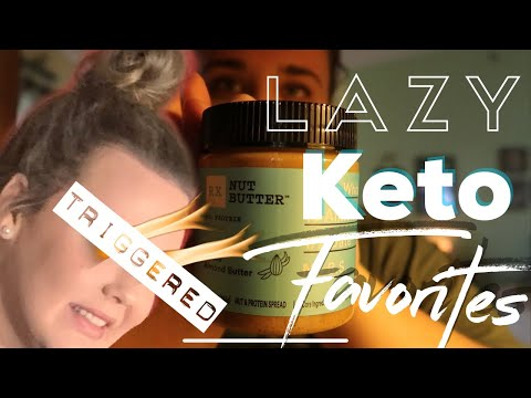 MY KETO FAVORITE THINGS | LAZY KETO FOR WEIGHTLOSS