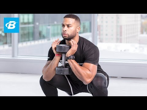 Man Maker Mayhem Workout | Total-Body Dumbbell Fix