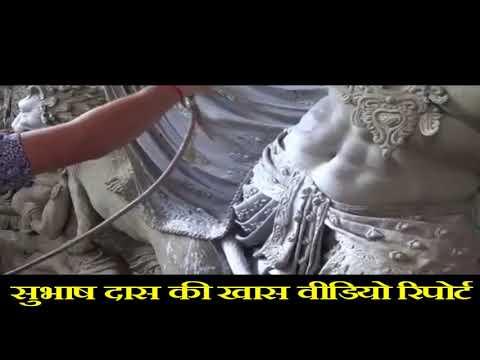 बांग्लादेश में अब कोरोना संकट के बीच भी दुर्गा पूजा की धूम