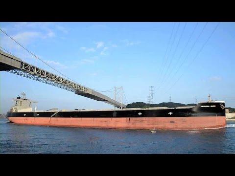 KASHIMA MARU - DAIICHI CHUO MARINE cape size bulk carrier
