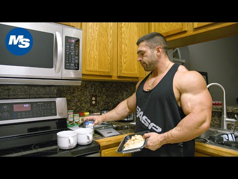 Derek Lunsford | What It Takes To Be A Pro Bodybuilder | 6 Weeks Out From 2020 212 Olympia