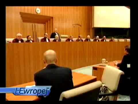 European Court of Justice 29/10