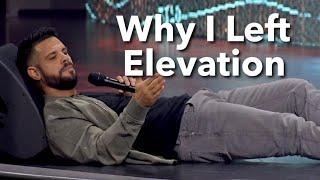 """""""Why I left Elevation church,"""" explains former volunteer leader"""