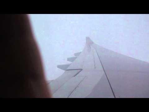 Sep 04 2013 Airbus A330 Landing at Noi Bai International AirportHAN)