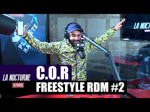 Youtube: C.O.R – Freestyle RDM (Part 2) #LaNocturne
