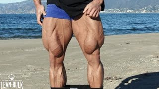 day 7   lean bulk legs abs   train with me olympia giveaway