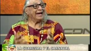 Entrevista al sociólogo Dagoberto Tejedaen Cobertura CDN Semana Santa 2019