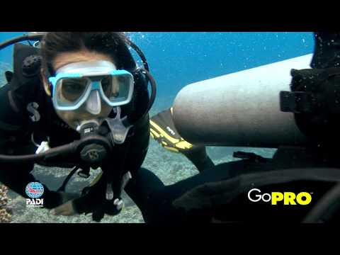 What You Can Teach as a PADI PRO