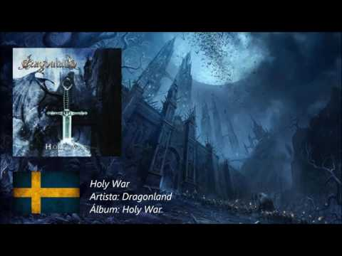 Dragonland - Holy War (HQ)