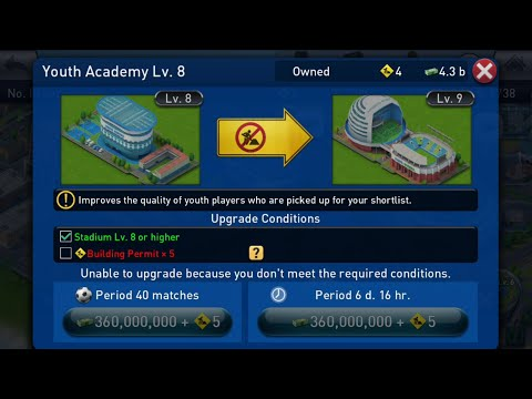 Youth Academy Level 8 Review [Not Worth It] #PESCM