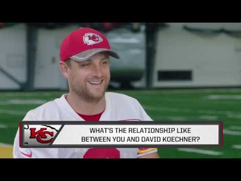 10 Questions With Dustin Colquitt