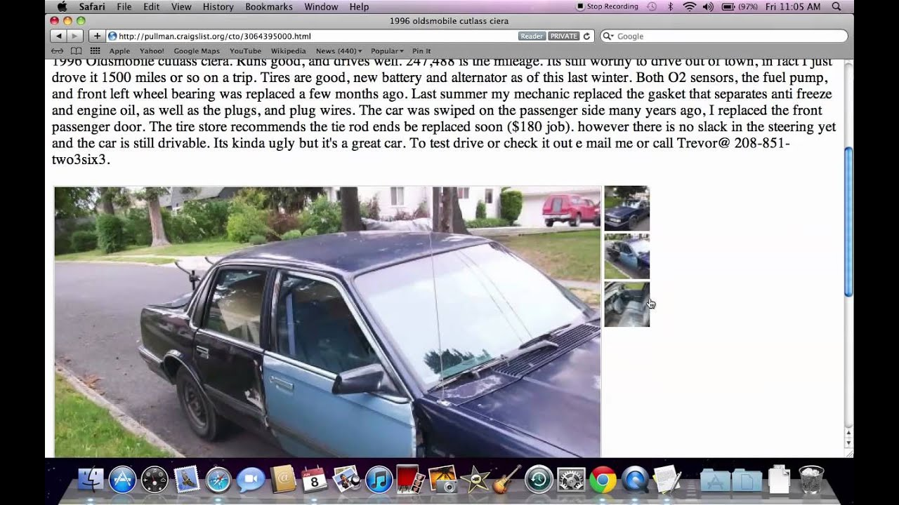 Craigslist Pullman Wa Used Cars And Trucks Cheap Used