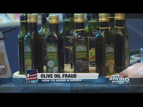How to avoid olive oil fraud