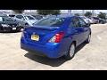 2017 Nissan Versa San Antonio, Austin, Houston, New Braunfels, Helotes, TX N71892