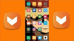 Cara download Aptoide di Android