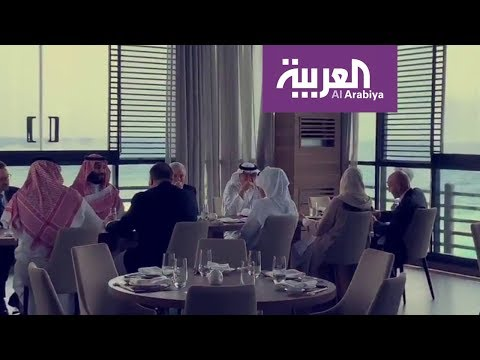 محمد بن سلمان ومايك بومبيو يتناولان الغداء في أحد مطاعم جدة  - نشر قبل 2 ساعة