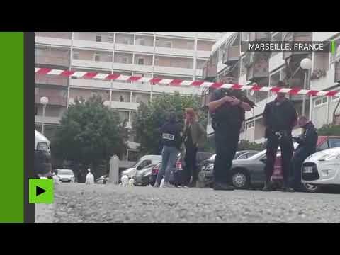 France : des hommes cagoulés ouvrent le feu à Marseille, la police mène l'enquête