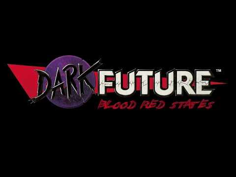 Official Title Dark Future  Blood Red States (by Auroch Digital) Teaser Trailer (iOS / Android)