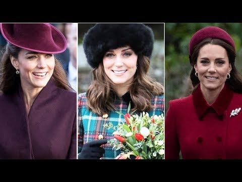 Duchess Kate Middleton's Christmas Day outfits: Every single look so far