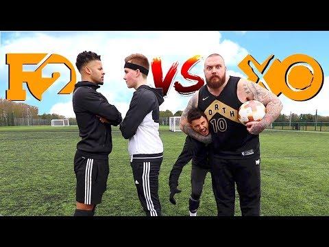 F2 vs XO | PUNISHMENT PENALTIES
