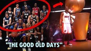 10 Things the NBA Should Bring BACK!