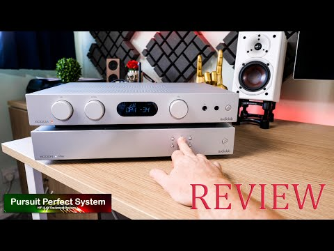 Audiolab 6000N PLAY £449 HiFi Wireless Audio Streaming Network Player REVIEW & SETUP GUIDE
