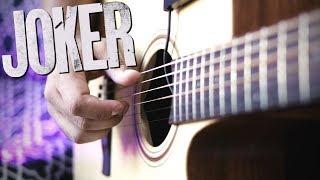 JOKER - White Room - Fingerstyle Guitar Cover (Police Car Scene)