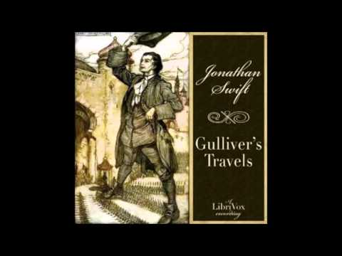 Gulliver's Travels audiobook - part 1