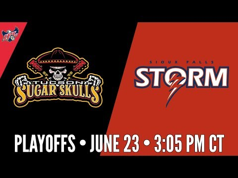IFL Playoffs | Tucson Sugar Skulls at Sioux Falls Storm