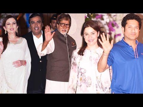 Full Video: Mumbai Indians Victory Bash | Sachin Tendulkar | Amitabh Bachchan | Mukesh Ambani