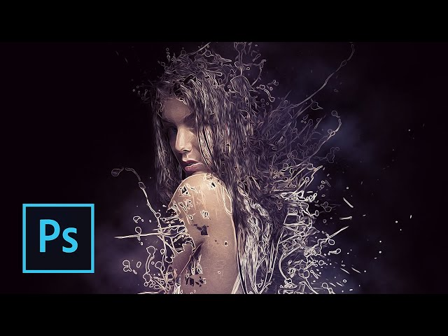 Photoshop Tutorial: Powerful Fracture Dispersion Effect