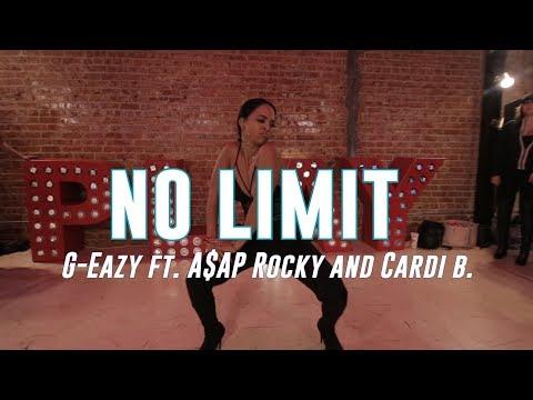 No Limit | G Eazy feat Cardi B | Choreography by Aliya Janell | Filmed by @TheTallieB