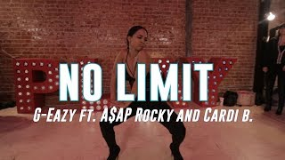 No Limit | G Eazy feat Cardi B | Choreography by Aliya Janell | Filmed by @TheTallieB
